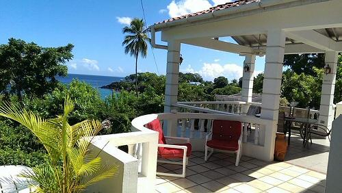 Abraham Tobago Realty Villa Rentals Sunset Reef Villa